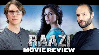 Raazi - Movie Review
