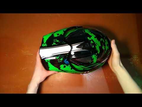 Визор для шлема с Aliexpress