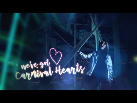 Kayla Diamond - Carnival Hearts (Official Lyric Video)
