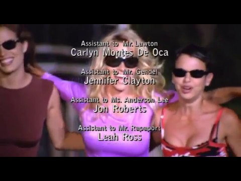 VIP - TV Show 1998 - Closing Theme
