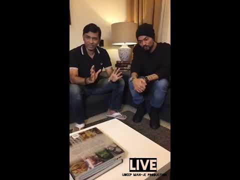 BOHEMIA Feat. Sajjad Ali Latest Go LIVE On Facebook Talking about @TAMASHA Latest New Song 2017