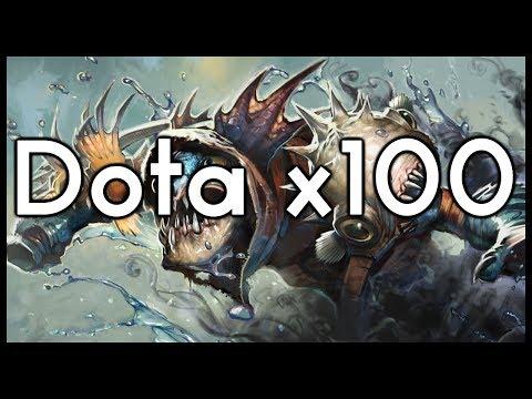 Dota 2 Mods | DOTA x100 FIXED!!