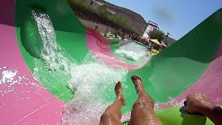 rattler water slide at wet n wild las vegas