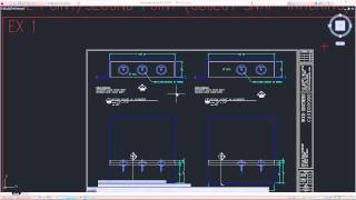 Basic Modify, Object Snap Tracking - Casework & Millwork Shop Drawing Courses