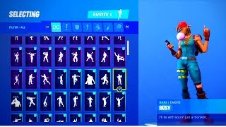 SPARKPLUG SKIN With NEW Fortnite Dance And Emotes