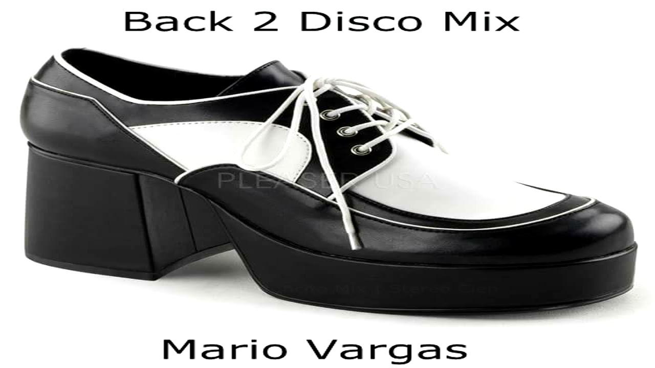 Download Back To Disco Mix Con Mario Vargas!