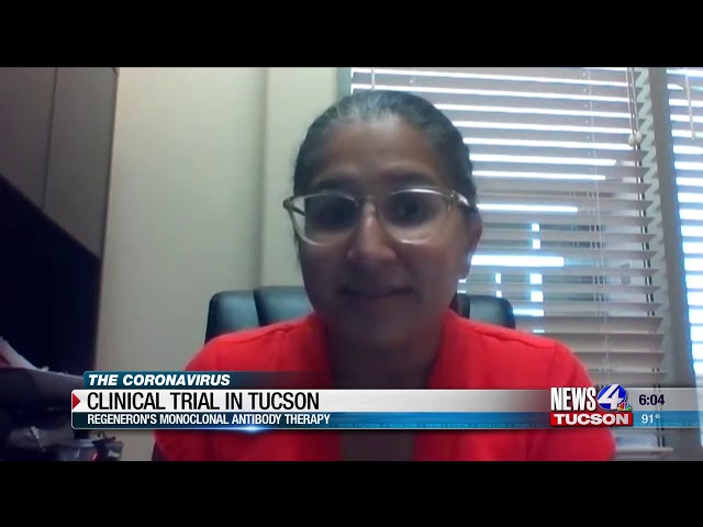 AZ Clinical Trials Regeneron COVID study - KVOA News Channel 4