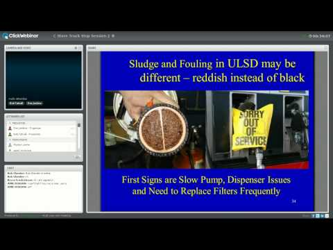 """Fuel Right Webinar - """"How to Solve & Prevent ULSD Sludge & Corrosion Contamination Issues"""""""
