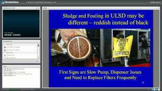 "Fuel Right Webinar - ""How to Solve & Prevent ULSD Sludge & Corrosion Contamination Issues"""