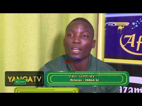 Paul Godfrey: Kijana kutoka Mbagala hadi kuwanyima usingizi 'vigogo' Simba na Yanga
