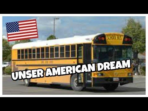 WIR KAUFEN EINEN AMERICAN SCHOOL BUS | SAY WHAAAAT | SARAH-JANE 💖