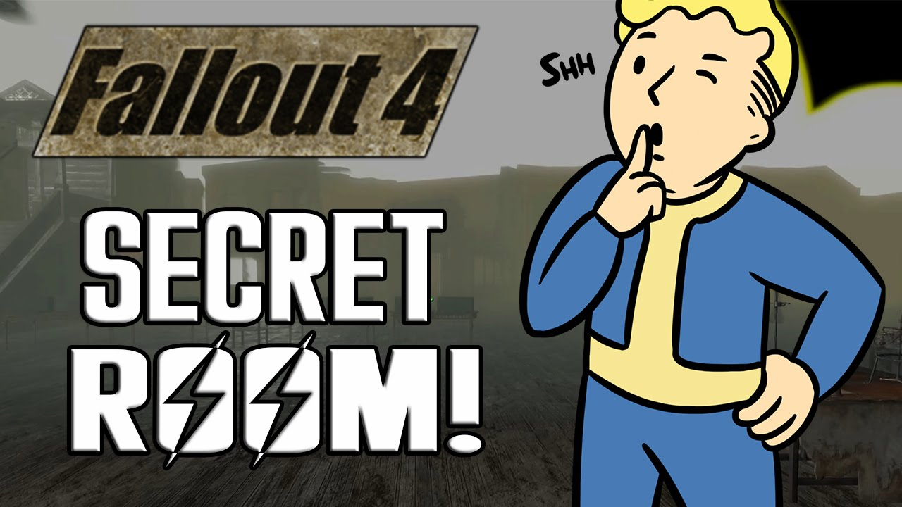 Fallout 4 Secret Room Has Every Item, Here's How to Get In - GameSpot