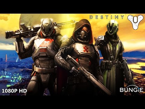 Destiny Review 1080P HD Livestream | Bungie Destiny Gameplay PS4 PVE