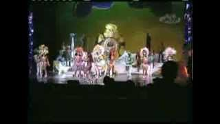 Show Olé Ola Samba Brasil em Las Vegas