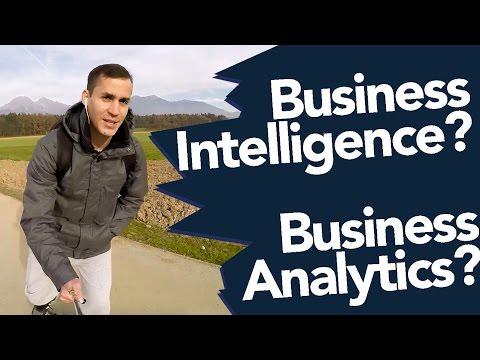 O que é Business Intelligence / Analytics ?