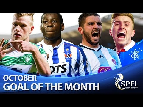 Goal of the Month // October