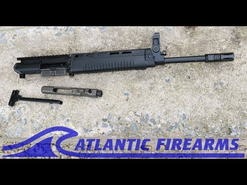 "Wolf T91 AR15 Upper 14.5"" SBR Testing at Atlantic firearms"