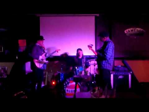 AMERICAN BLUES Fat Tuesday Party with Danny Draher, Michael Morrison, Jimi Schutte Feb 17, 2015