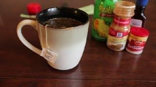 Low Calorie Green Tea Recipe : Tea & Espresso