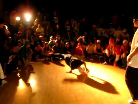 Vancouver Breakdance Battle Trickey (Now or Never)