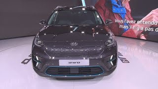 Kia e-Niro e-Premium 204 hp (2019) Exterior and Interior