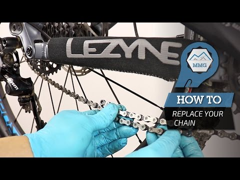How To Replace Your Chain On A MTB