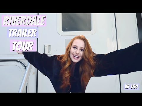 Riverdale Trailer Tour in VR 180 | Madelaine Petsch