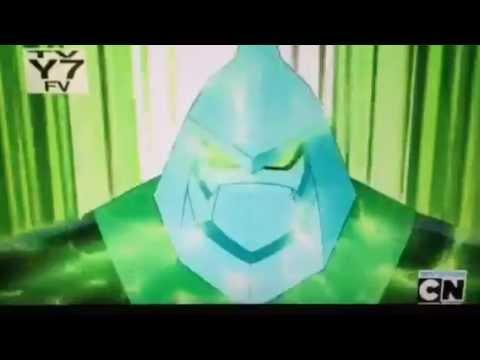 ben 10 omniverse diamondhead petrosapien transformation 2 youtube