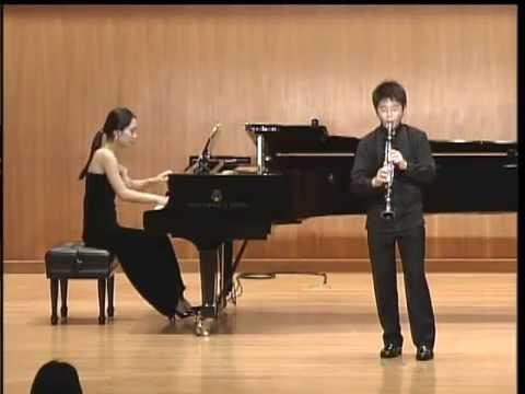 Han Kim plays Solo de Concours by A.Messager