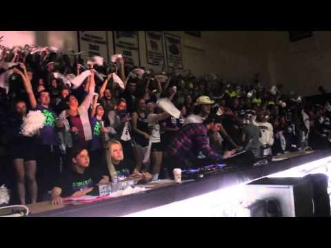 Stonehill College Midnight Madness 2014