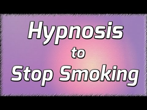 Hypnosis To Stop Smoking Session (Bnaural Beats, Headphones Recommneded)