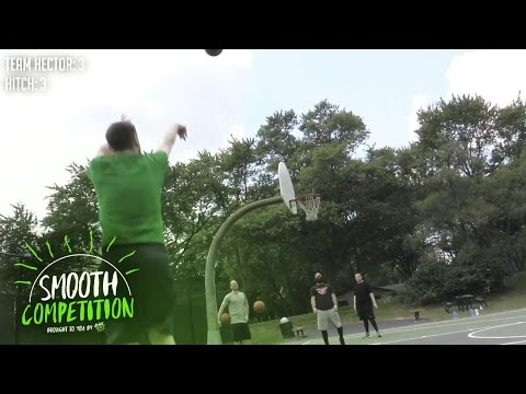 Smooth Competition by BRISK MATE - Ep. 18 - Three Point Contest