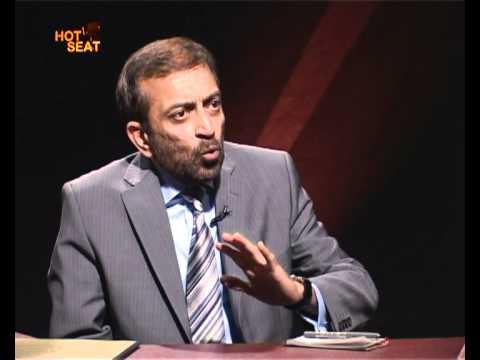 Hot Seat AAJ News Farooq Sattar Part 01