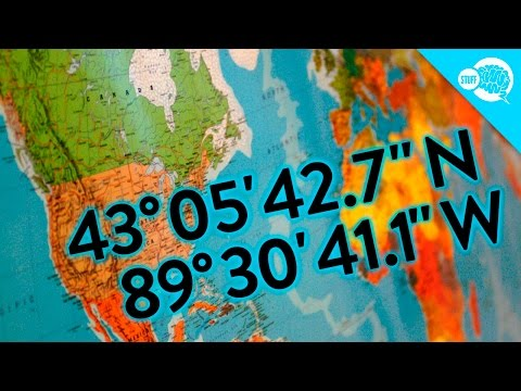 How Do GPS Coordinates Work?