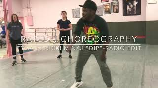 "Tyga Ft. Nicki Minaj ""Dip""-radio edit.Hip Hop choreography by: Rated J. Video"