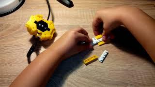 Как сделать ручку для запуска Бейблейд