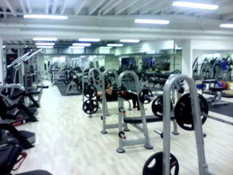 Reebok Fitness hall, Reykjavik, ICELAND / ФІТНЕС ЗАЛ В ІСЛАНДІЇ