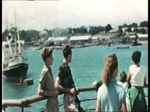 Union-Castle Line (Mombasa, July 1959)