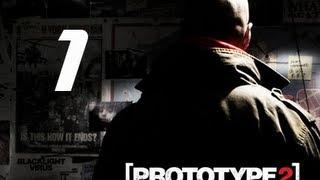 Prototype 2 HD Walkthrough: Part 1 (No Commentary)
