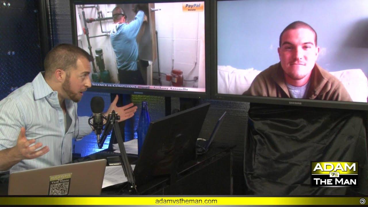 Fluoride whistleblower with hidden camera footage