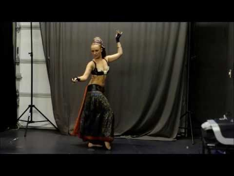 CiGi Belly Dance and House Dance Fusion to Angels by The XX Remixed by Atapy and Search DiP