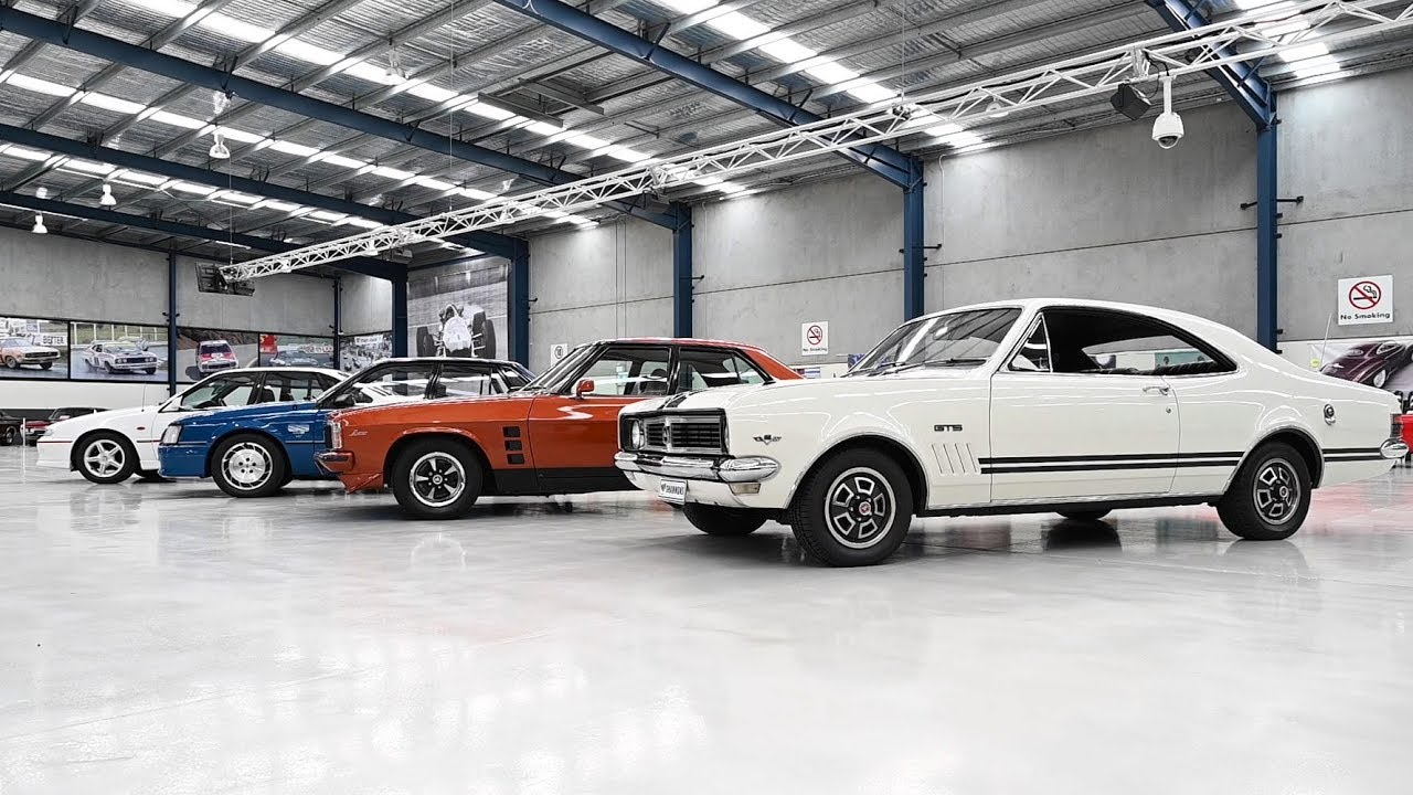 Holden Heros - 2019 Shannons Melbourne Summer Classic Auction