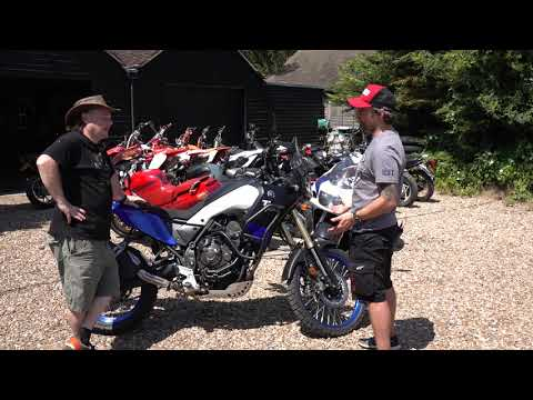 Motorbike How To: Look After Your Tyres | Motorcycle Maintenance | Devitt