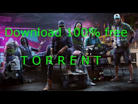 how to install watch dogs 2 for free from torrents
