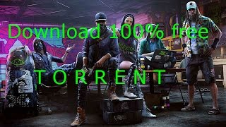 Download Watch Dogs 2 100% ##FREE## Torrent