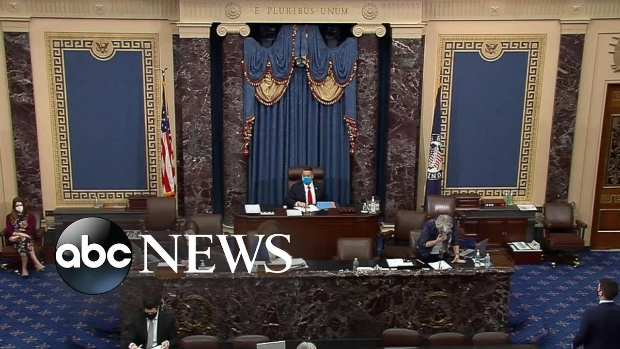 ABC News Live Update: House set to pass Biden's COVID-19 relief bill