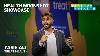 Health Moonshot Showcase 2019: Yasir Ali, Treat Health