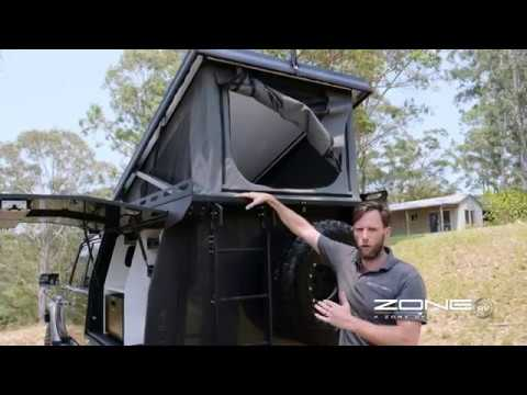Z Uev By Zone Rv Epic Touring Solutions Landcruiser 79 Youtube