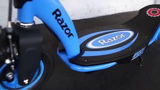 Детский электросамокат Razor Power Core E100(, 2017-08-05T08:25:37.000Z)
