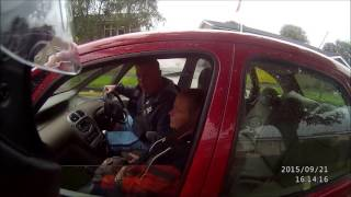 Ronnie Pickering Go Down Fighting Road Rage